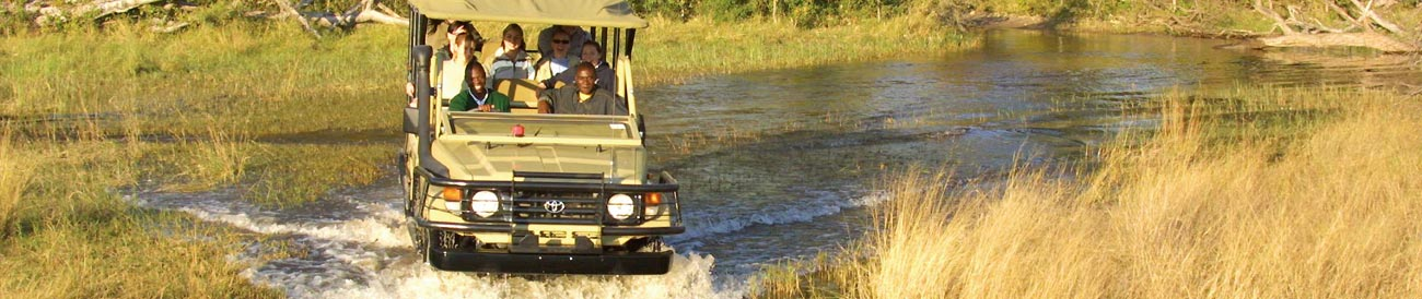 Affordable Chobe and Okavango Safari